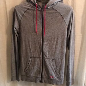 Under Armor Semi Fitted Light Hoodie